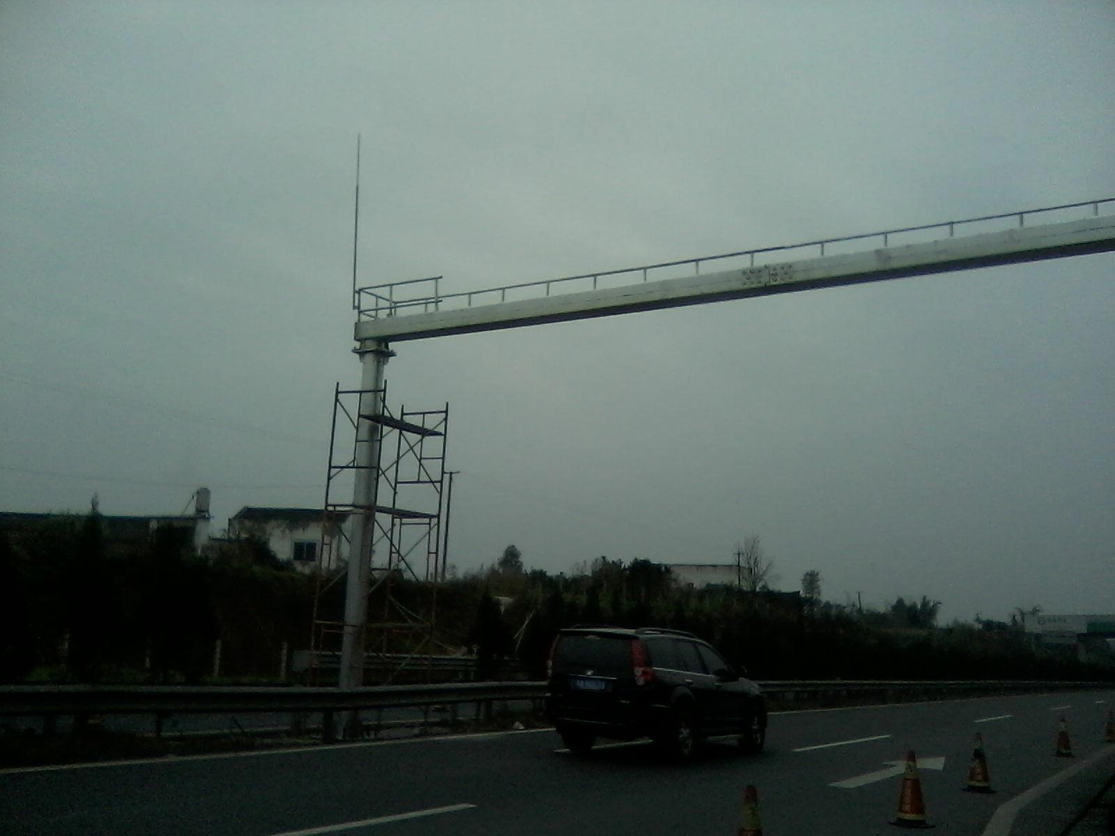 高速公路龙门架